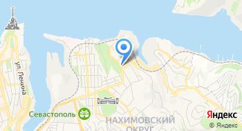 Государственное бюджетное образовательное учреждение профессионального образования Севастопольский профессиональный художественный колледж на карте