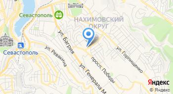 ГБОУ ПО Севастопольский судостроительный колледж на карте