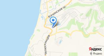 База отдыха Любимовка на карте