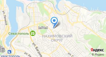 Министерство чистоты на карте