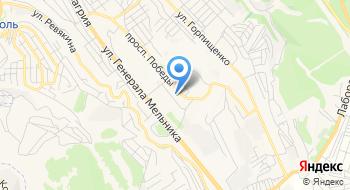 Севастопольский городской центр Инваспорт на карте