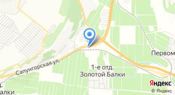 ANP на карте