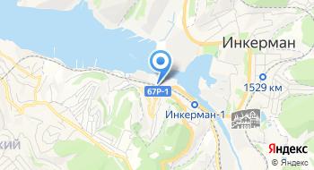 Севастопольский морской порт Причал 56 на карте
