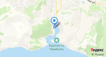 Яхт-клубу Мрія на карте