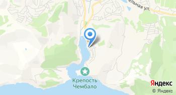 Катер-Яхта на карте