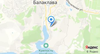 ОСП по Балаклавскому району на карте