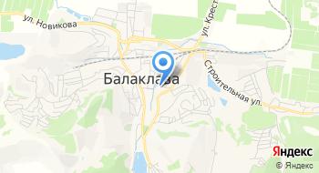 ПФР, Отдел Пенсионного фонда Российской Федерации в Балаклавском районе г. Севастополя без образования юридического лица на карте