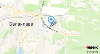 Отдел ЗАГС города Севастополь Балаклавского района на карте