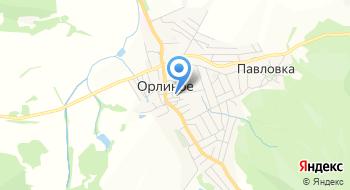 ВМО г. Севастополя Орлиновский МО на карте