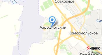 Симферопольская поликлиника №5 на карте