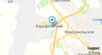 Аренда Машин Симферополь на карте