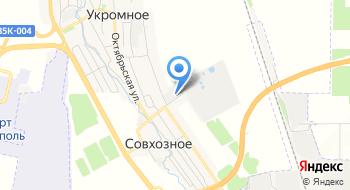 Оконный завод Основа на карте