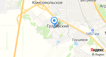 Гаражно-строительный кооператив №7 на карте