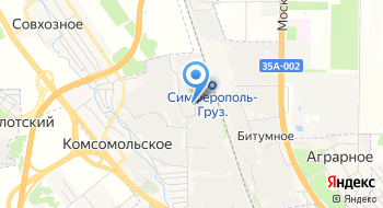 Кремлевский кирпич на карте