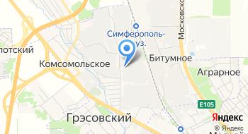 ГУП РК Крымское межотраслевое предприятие промышленного железнодорожного транспорта на карте