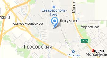 ГУП РК Крымжелезобетон на карте