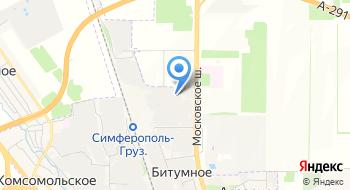 Восточная Логистика на карте
