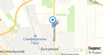 Агротрейд — Крым на карте