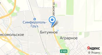 ТД Крым бетон на карте