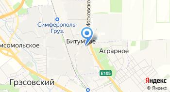 Интернет-магазин Бируком на карте