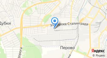 Пивобезалкогольный комбинат Крым на карте