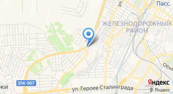 Установка газа Крым на карте