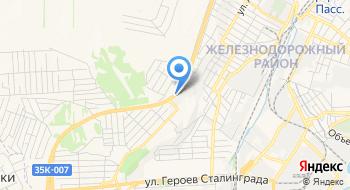Крымский кирпич на карте