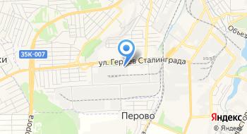 Интернет-магазин Электроник на карте