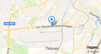Официальный диллер Volkswagen Крым-Автохолдинг на карте