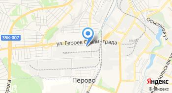 Региональная общественная организация Крымский союз автомобилистов на карте