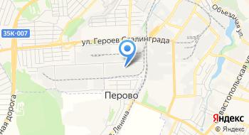 Завод Симферопольсельмаш на карте