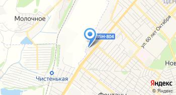 """СТО """"МиГ"""" на карте"""