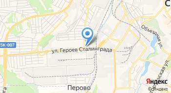 АП Ершова на карте