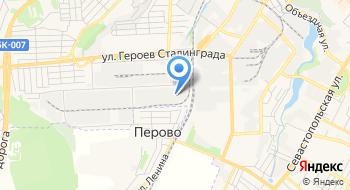 Крымская водочная компания на карте