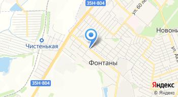 Перила Крыма на карте