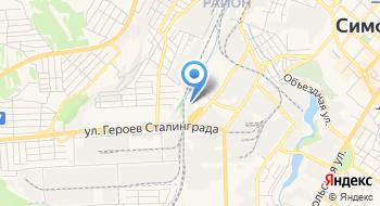 Бест ГАЗ 2011 на карте