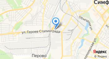 Спецкабель Крым на карте