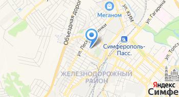 Магазин Польза на карте