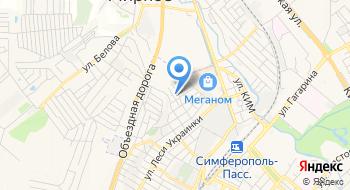 Добровский завод строительных материалов на карте