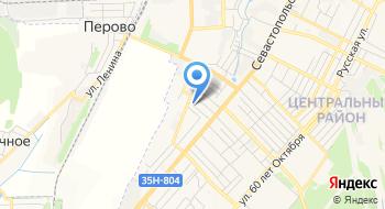 Агава Крым на карте