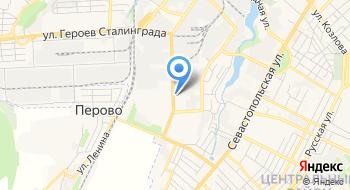 Ника Холод Симферополь на карте