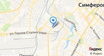 Лодки ПВХ Симферополь на карте