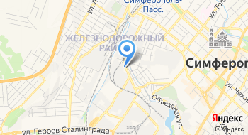 Кровли Крыма на карте