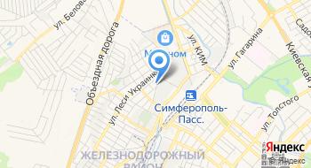 Управление Государственной службы охраны при УМВД Украины в Запорожской области на карте