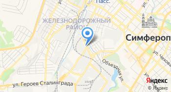ПТ-Крым на карте