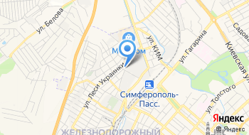 Крымская Макаронная фабрика на карте