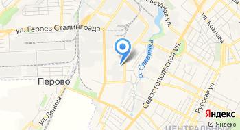 Югэнергопром на карте