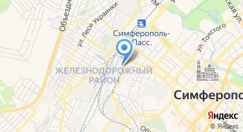 Крымтеплосервис на карте