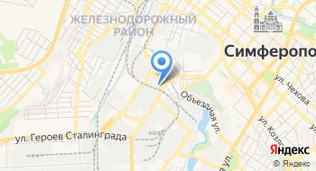 Крымская пивная компания Крым Бровар на карте