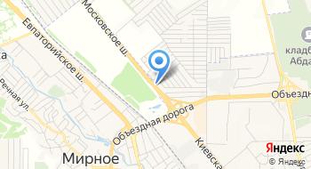 Аис Автоцентр Крым на карте